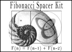 Single speed spacer kit