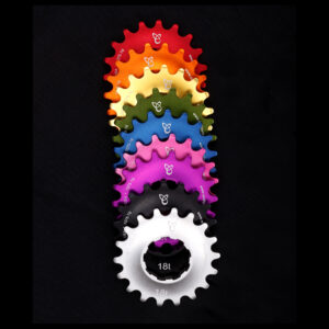 Single speed cogs 18t