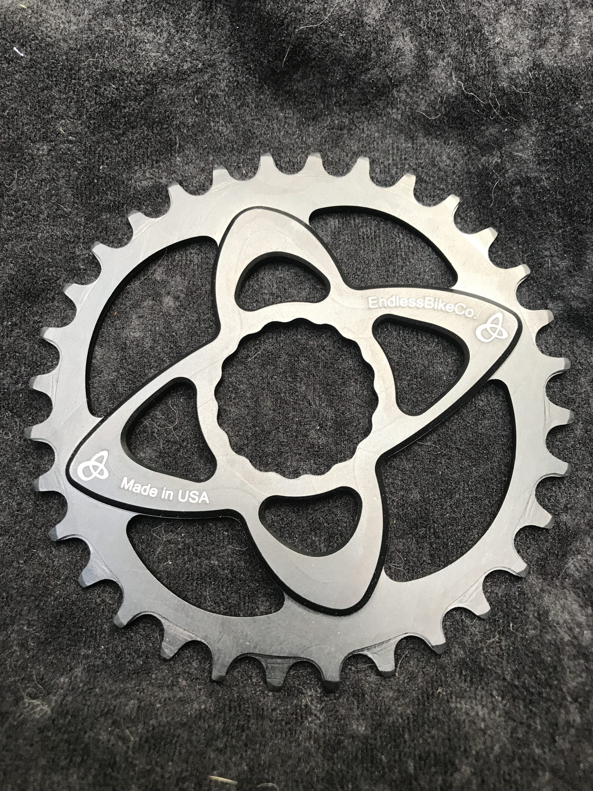 Raceface cinch chainring black