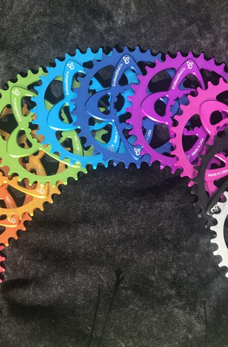 SRAM direct mount chainrings
